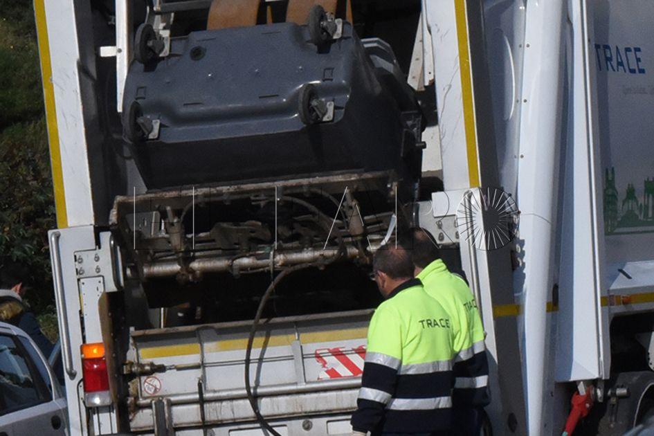 El Comité de Empresa dice que Trace ha decidido aumentar el número de contenedores en el punto de la Almadraba