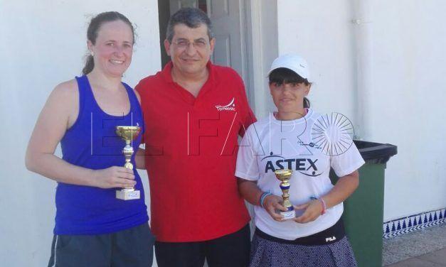 El tenis de Ceuta conquista los primeros puestos en varios torneos
