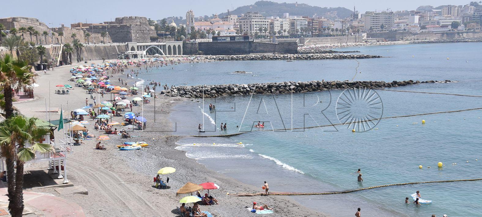 Ciudad e Ingesa llaman a la calma tras los presuntos casos de niños infectados en playas