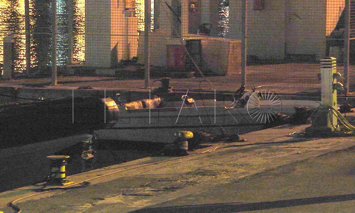 Multa de 540 euros para el hombre que quiso huir del Servicio Marítimo