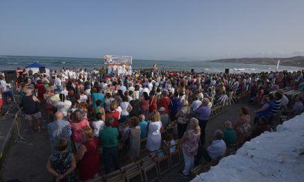 El Quinario a la Virgen del Carmen de la Almadraba comenzará este martes y los feligreses piden apoyo para proteger la tradición