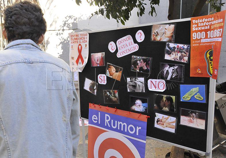 Las muertes por SIDA se reducen pero los contagios en Ceuta han aumentado
