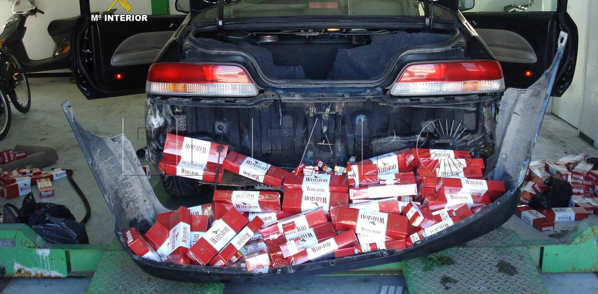 Hacienda 'ahoga' el negocio del contrabando de tabaco