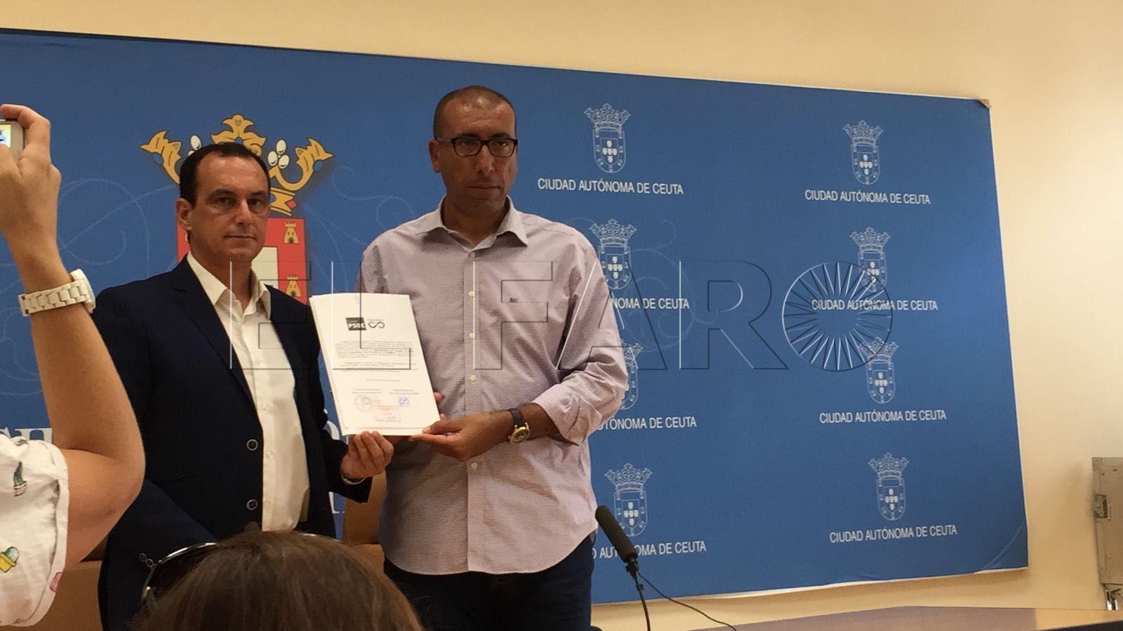 PSOE y Caballas exigen una comparecencia del Gobierno sobre Tragsa