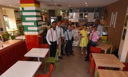 Brasiliani une café y tradición