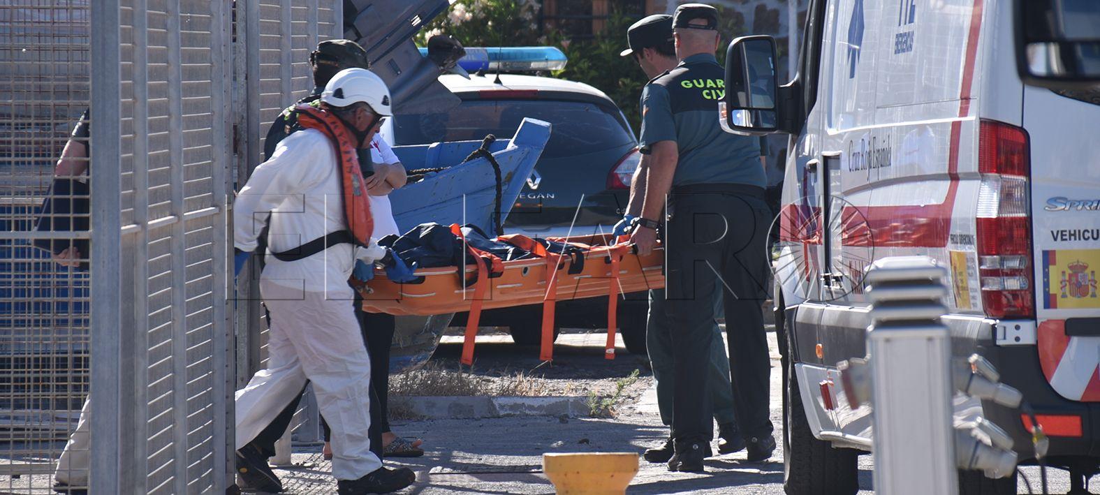 La autopsia confirma que el pescador falleció por ahogamiento