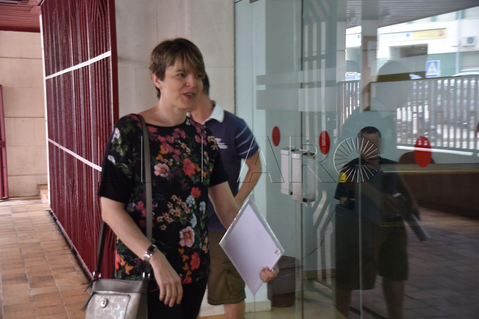 Yolanda Bel declaró en los Juzgados como testigo por el 'caso Mizzian'