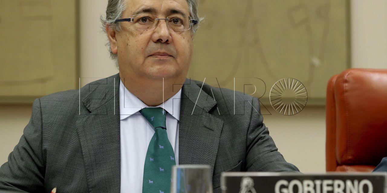 Serrada pide a Zoido más presupuesto, coordinación y dotación de personal