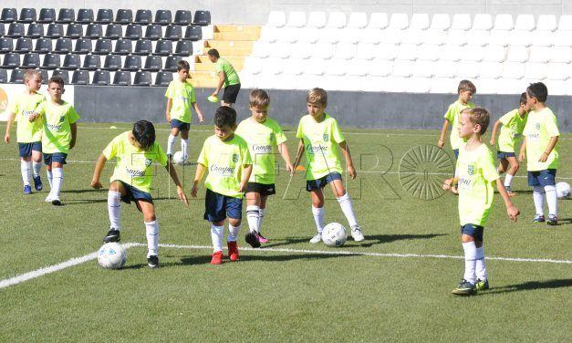 Juegos y técnica, protagonistas también en el segundo turno del campus 'Emilio Cózar'
