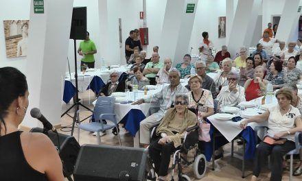 Gerón celebra su aniversario a golpe de copla y flamenco
