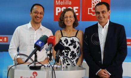 El PSOE Federal creará un órgano en exclusiva para Ceuta y Melilla