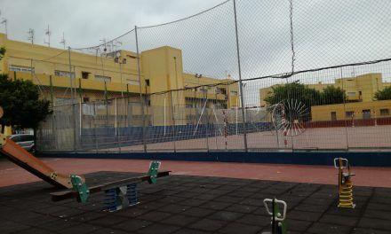 El Puerto se propone ceder la pista deportiva de la JOP a la Ciudad