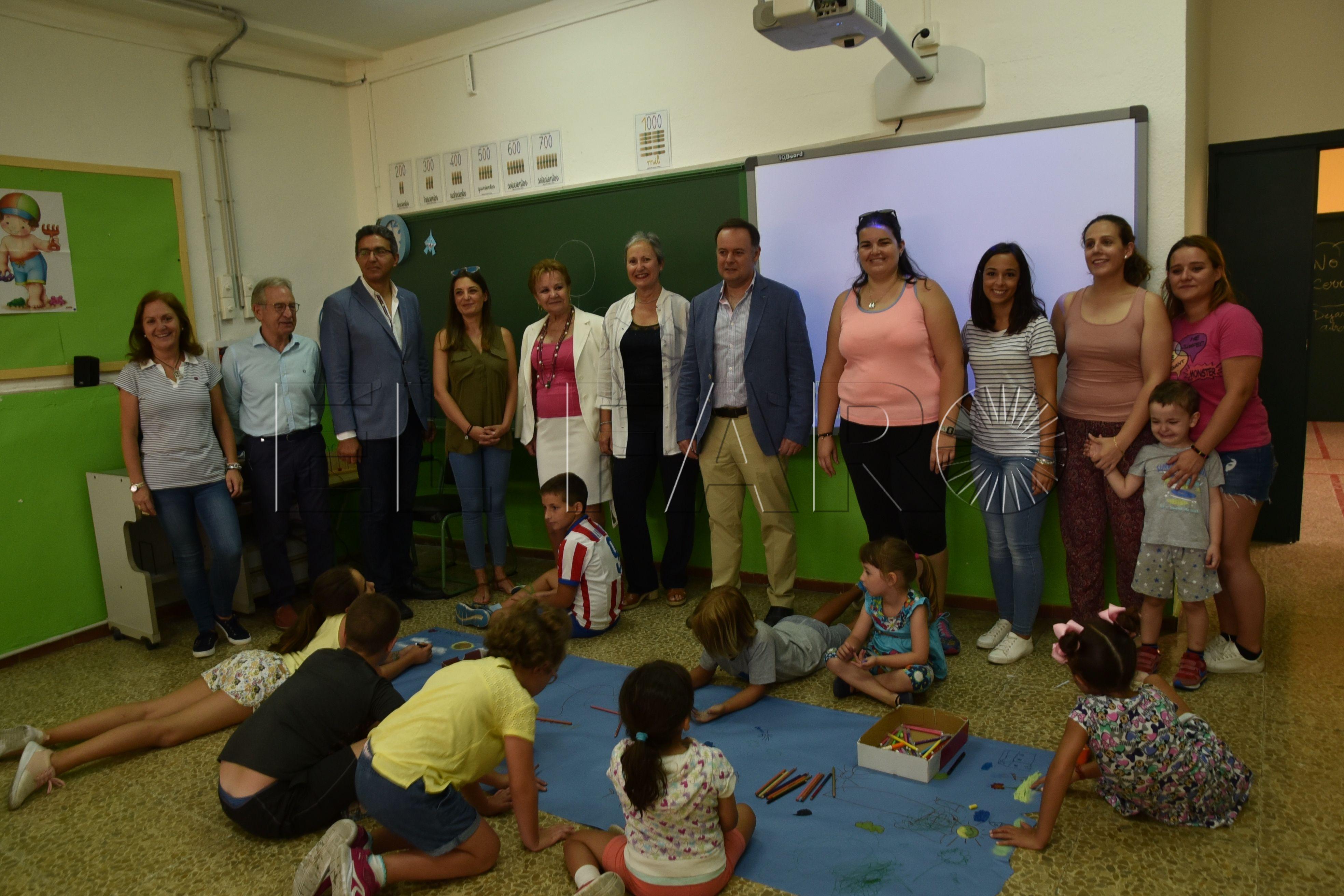 El Ortega y Gasset permite a los niños ceutíes formarse en verano