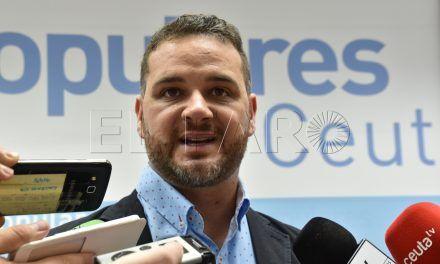 David Muñoz se estrena como secretario de Educación y Cultura del PP