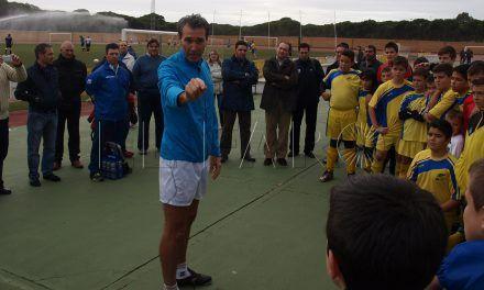 """""""La pelota me ha hecho venir a Ceuta"""""""