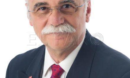 El pediatra Luis Santos, nuevo gobernador de los Rotarios de Ceuta