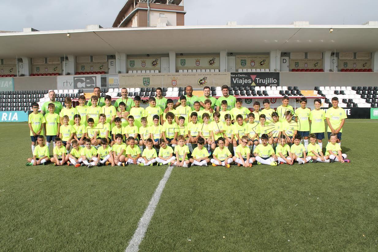 La FFCE pone en marcha el Campus de Fútbol 'Emilio Cózar'