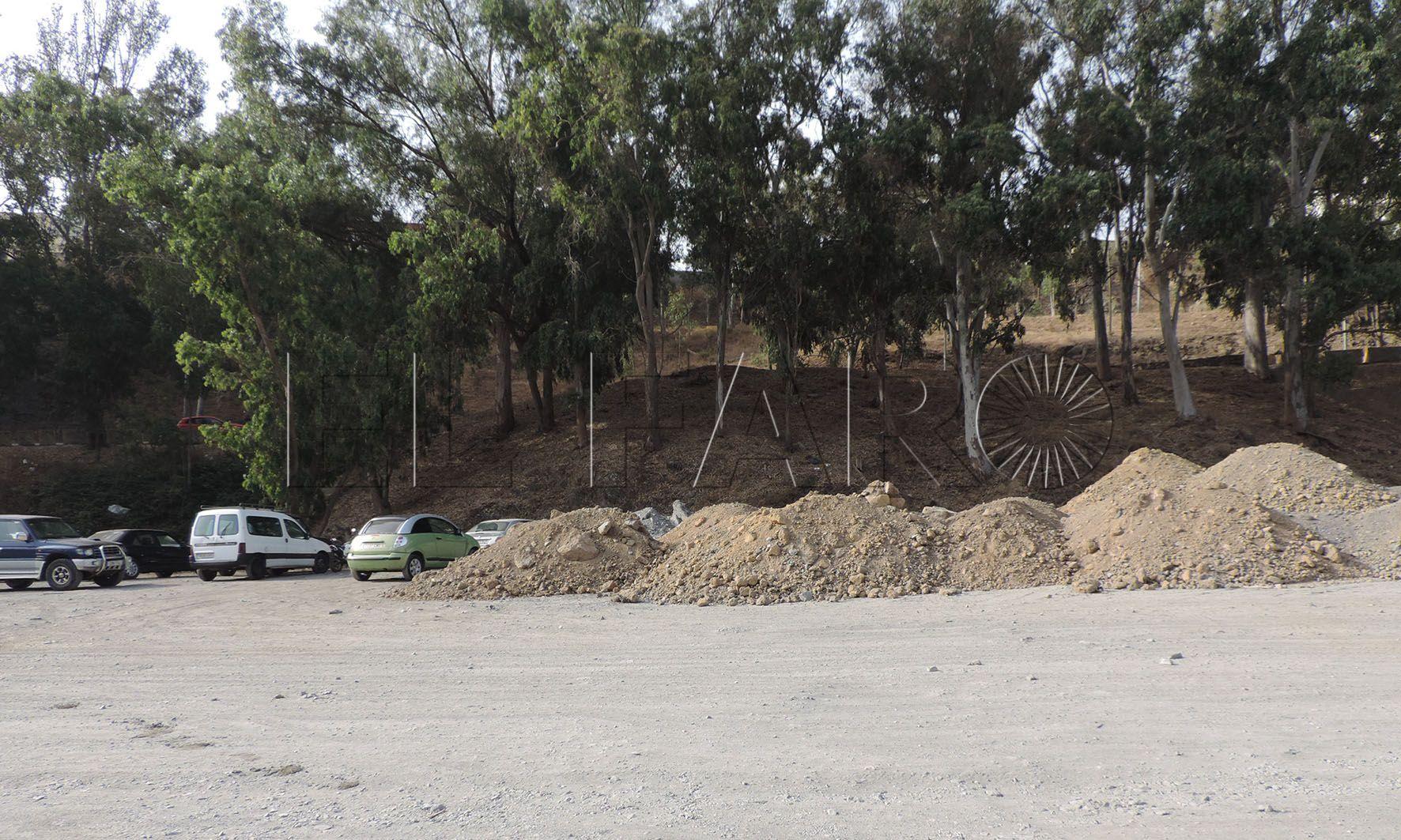 Al proyecto de las pistas de fútbol del Quemadero se añaden vestuarios