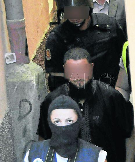 El 86,9% de los detenidos por yihadismo tuvo contacto con algún agente de radicalización