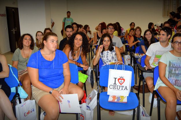 Hoy será la bienvenida a los miembros del II Campo de Trabajo Conoce Ceuta