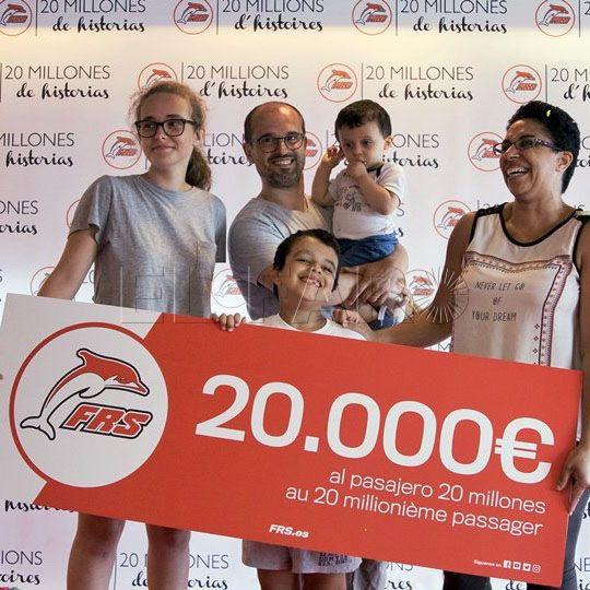 Una franco-marroquí, ganadora del concurso de 20.000 euros de FRS