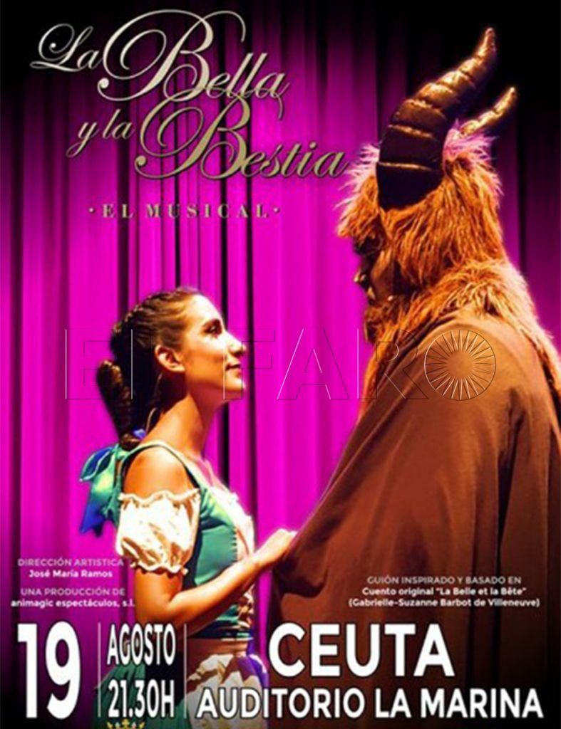 'La Bella y la Bestia' invita a soñar y cantar esta noche