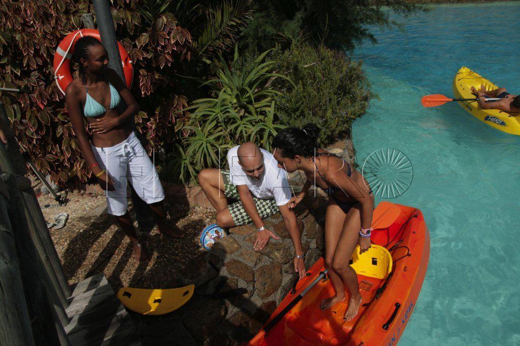 Los jóvenes celebran su día grande con una gymkana y actividades