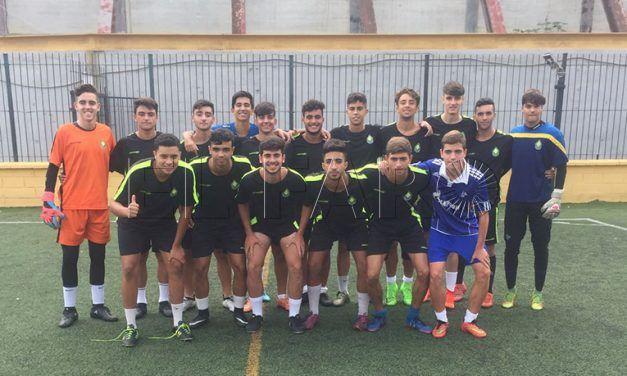 Derrota de la Gimnástica Ceuta