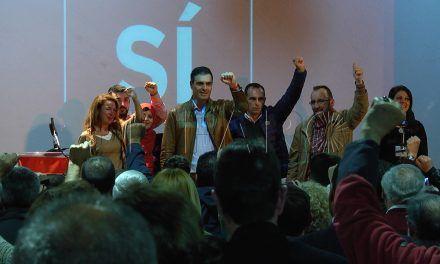 """El PSOE recalca que """"machismo"""" y """"democracia"""" son """"incompatibles"""""""