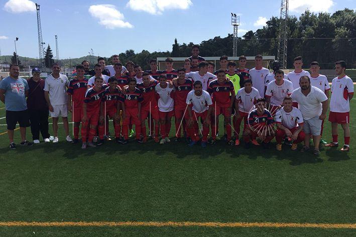 La Gimnástica Ceuta gana por 1-2 en Castellar al Europa