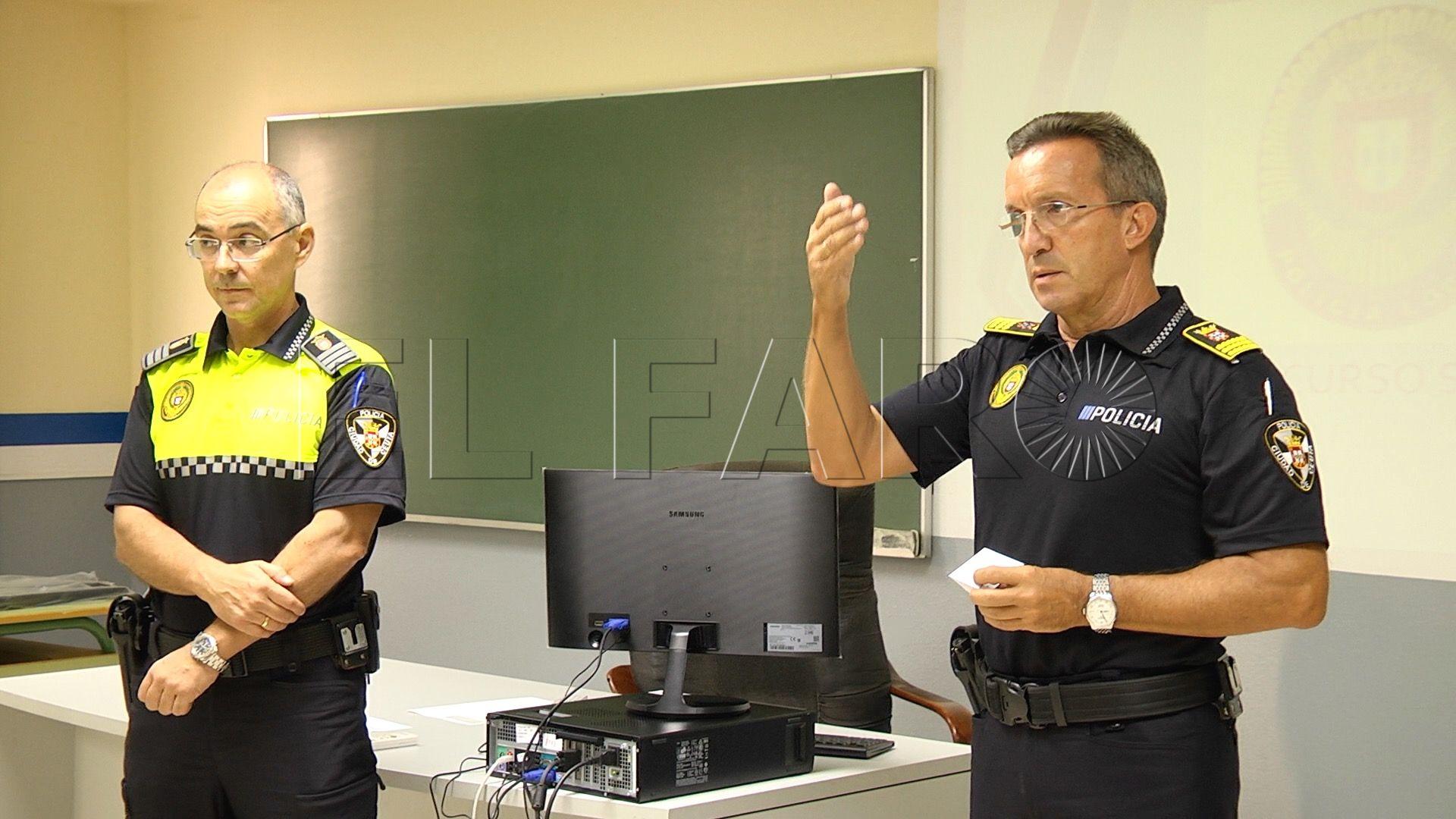 """Una plantilla de Policía Local """"óptima"""" ayudará a reducir horas extraordinarias"""