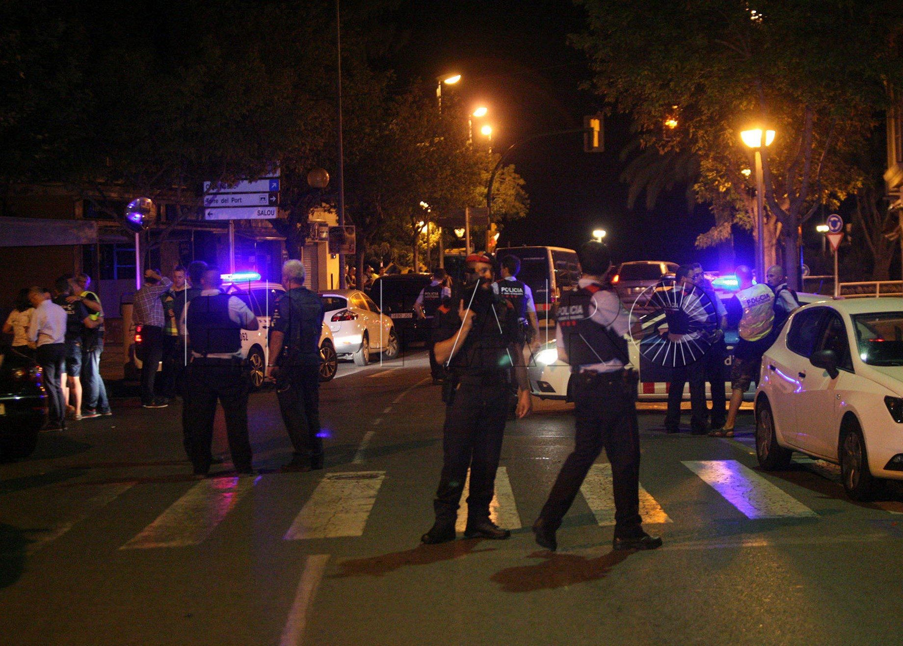 Otro atentado en Cambrils con cinco terroristas abatidos