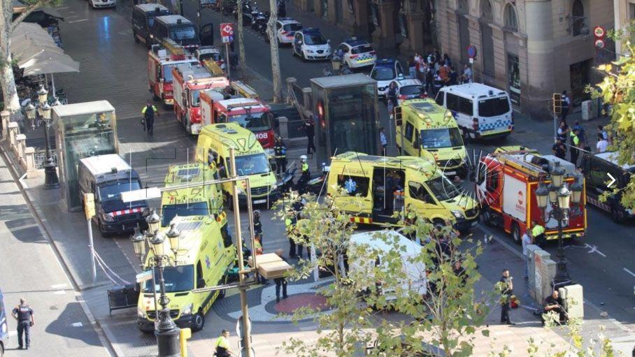 El terrorista herido confiesa al juez que planeaban un gran atentado contra varios monumentos
