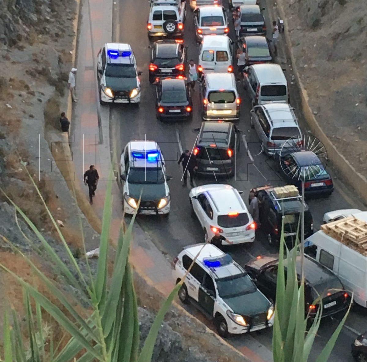 Marruecos frena un nuevo intento de entrada