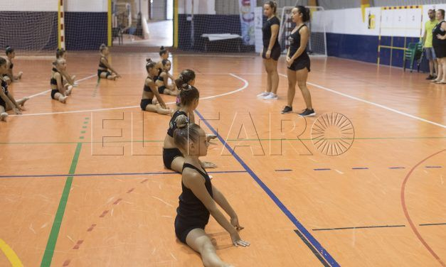 Arranca la gimnasia en 'La Libertad'