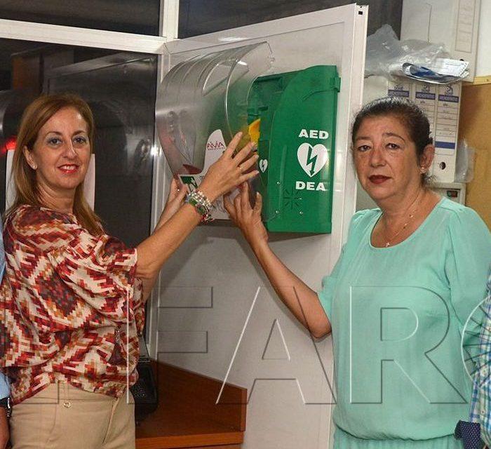 El subterráneo de la avenida Antonio López Sánchez-Prado cuenta con desfibrilador
