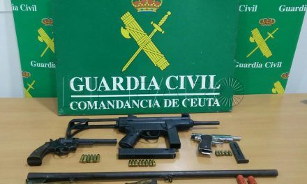 La Guardia Civil desarticula una red de narcos e interviene armas de fuego