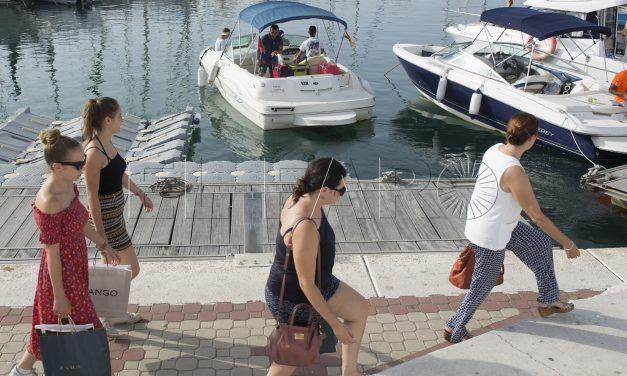 Náuticos de Ceuta pide el control del pasaje de los 'barcos-taxi' marroquíes