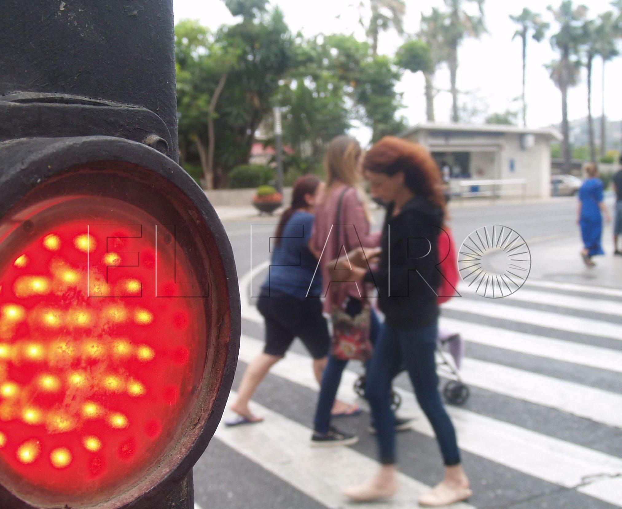 Las denuncias de tráfico han caído un 30% en la ciudad durante los dos últimos años