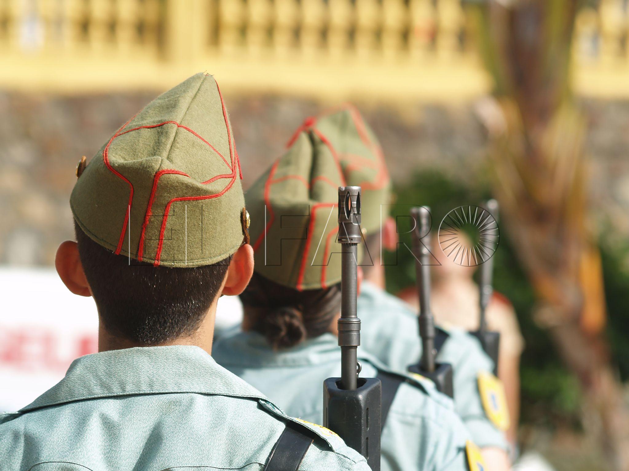 El PSOE quiere que Defensa aclare el trato a los soldados en Ceuta y Melilla
