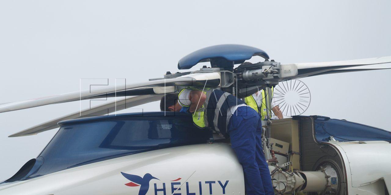 Valoran el patrocinio de 'Hélity' en cerca de medio millón de euros