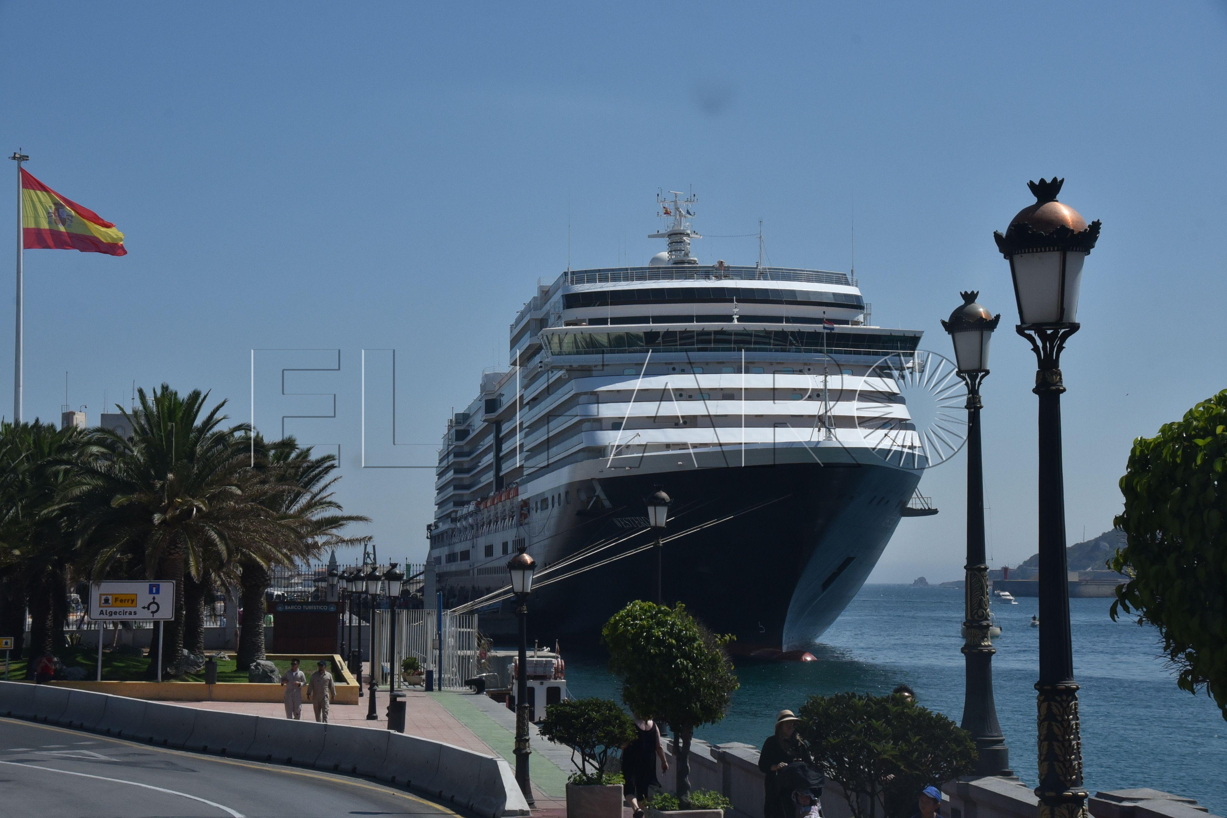 Un nuevo crucero desembarcará el Ceuta el próximo sábado