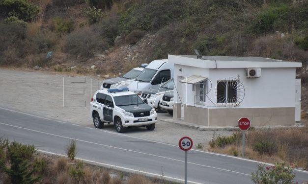 UIP y GRS siguen en estado de alerta en la frontera y la valla