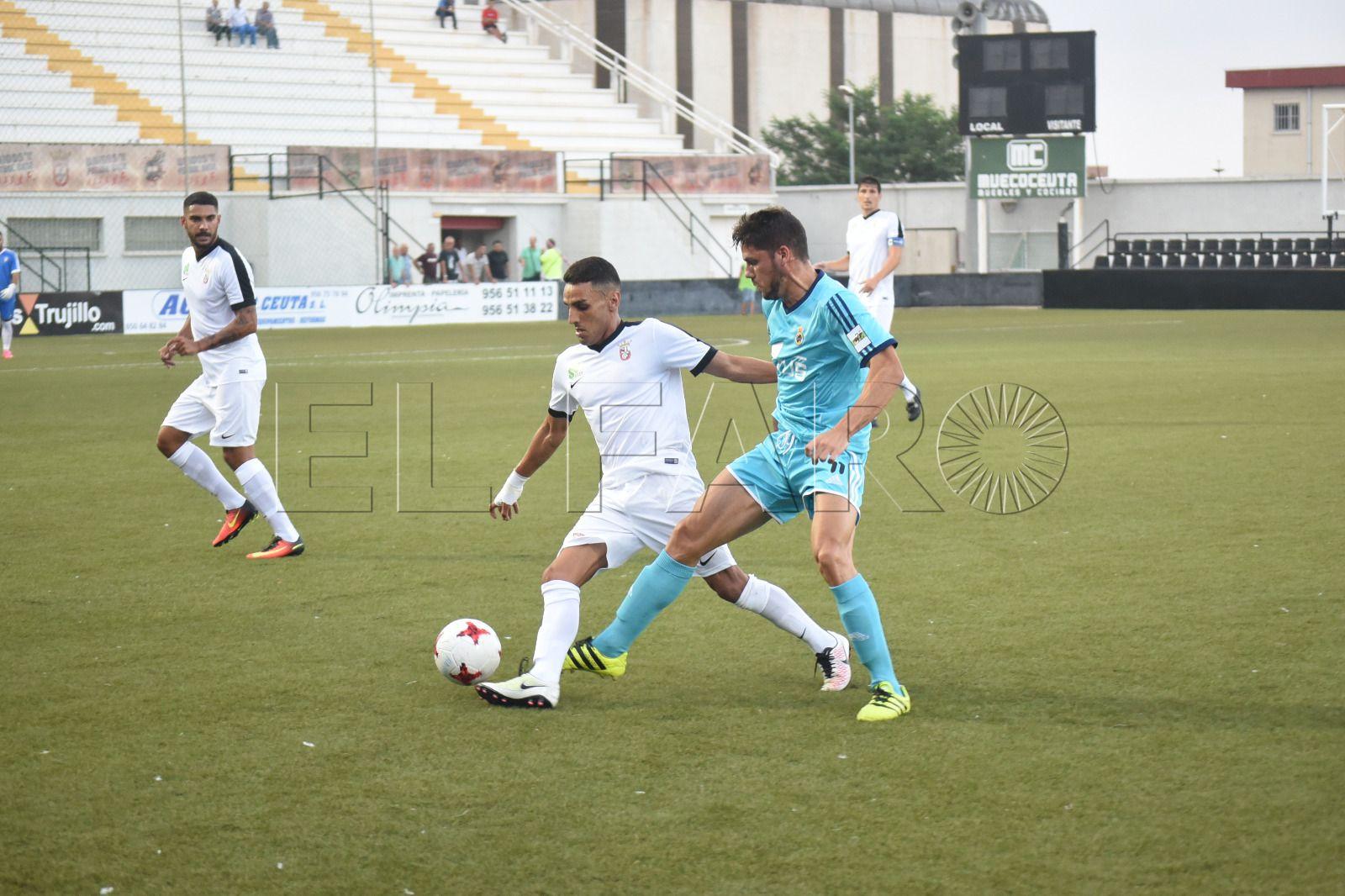 El Ceuta FC jugará este lunes en Marruecos