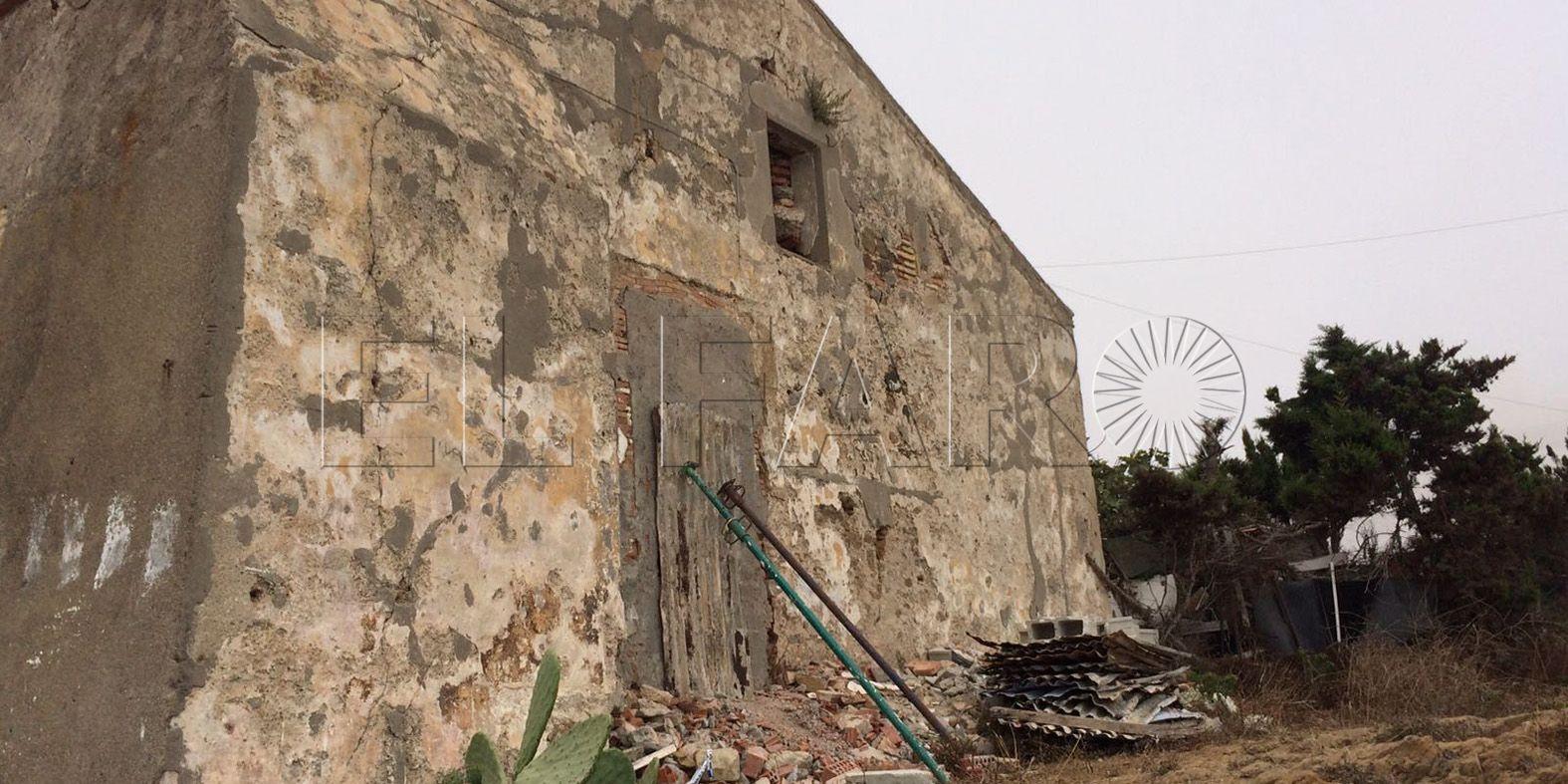 Defensa ha iniciado esta semana la rehabilitación de la Estación de San Hipólito