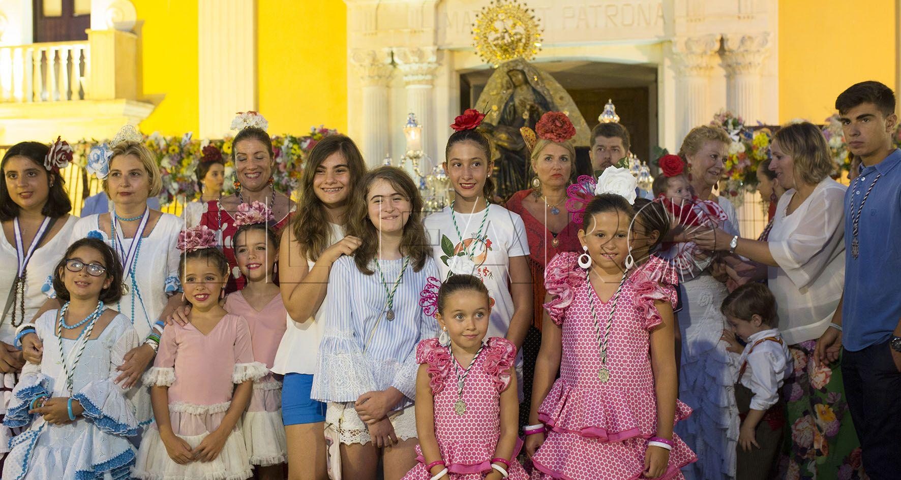 La patrona recibi la devoci n de sus fieles en forma de for Educacion exterior marruecos