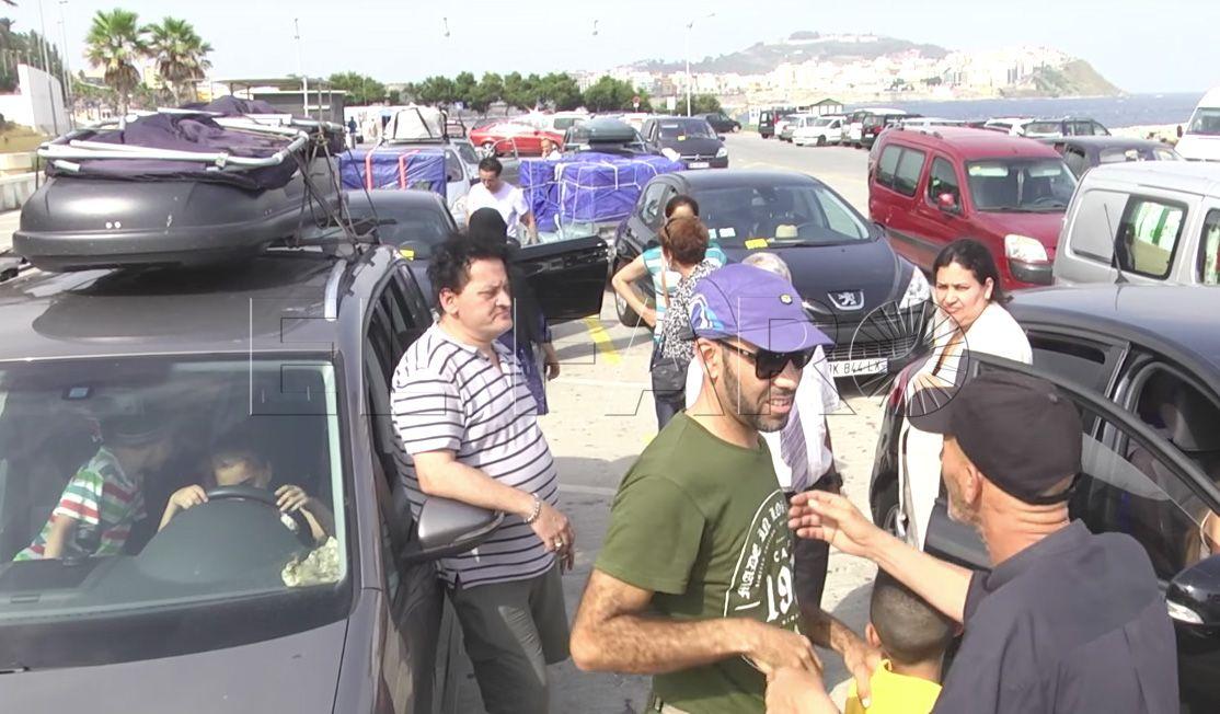 La OPE pincha en Ceuta