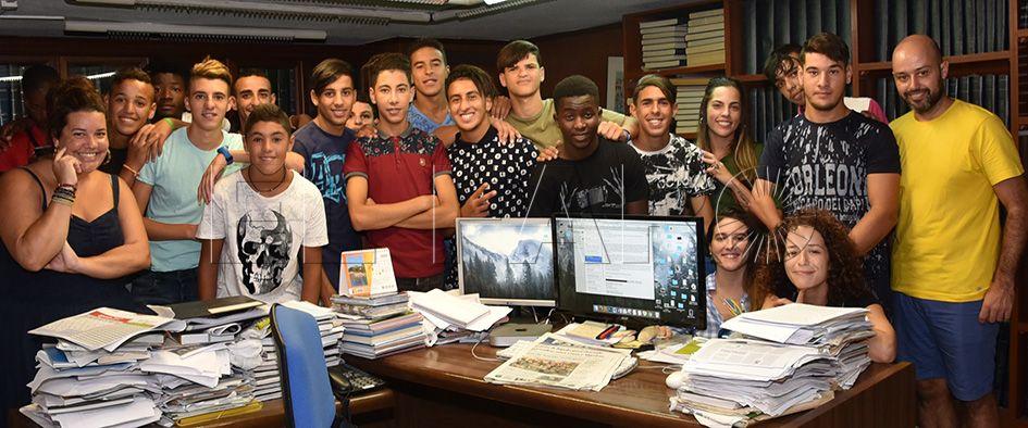 Una Escuela de Cine y periodismo de Fronteras en Ceuta