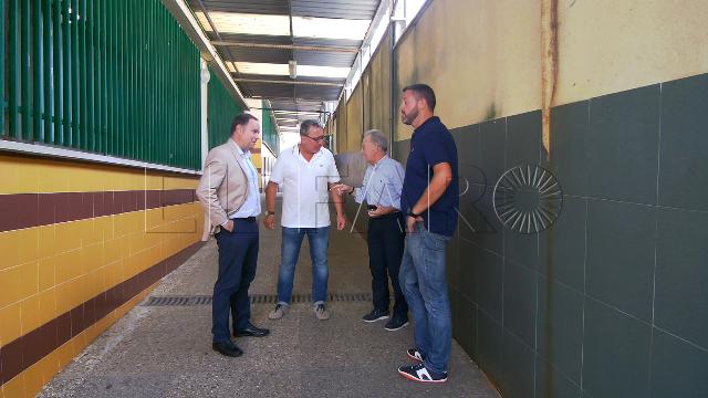 Celaya confirma que Infantil del Ortega y Gasset estará listo para el día 11