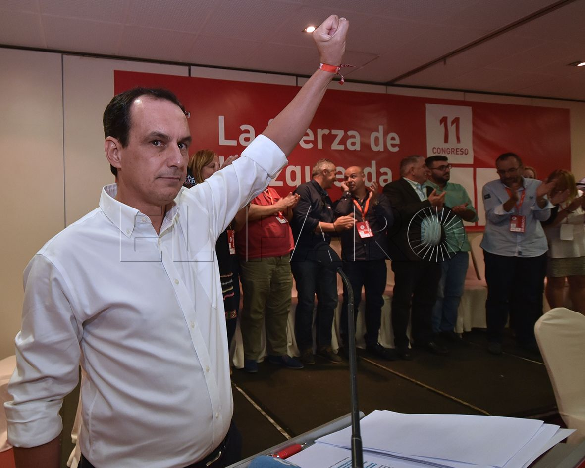 """Hernández: """"El barco socialista zarpa dirección al Palacio Autonómico con velocidad de crucero"""""""
